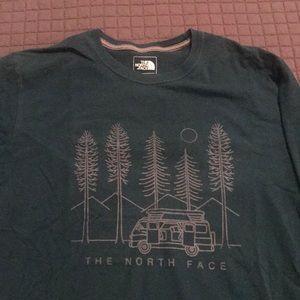 Men's North Face T-shirt